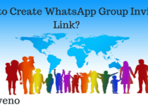 Create WhatsApp group invite link