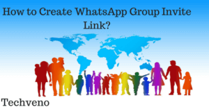How to Create WhatsApp Group Invite Link 2018 (Full Guide)