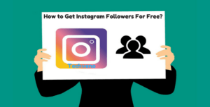 get followers on instagram for free